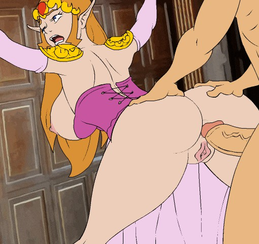 3d tentacle hentai gif – princess taking it in the ass for her country